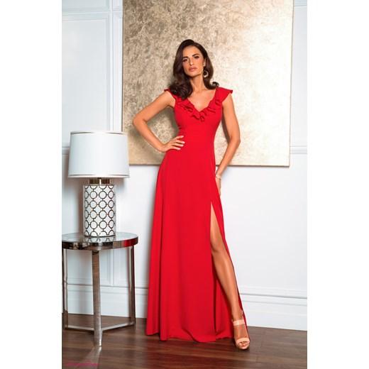 91557bfec3 Warsaw Dress sukienka na karnawał bez wzorów w Domodi