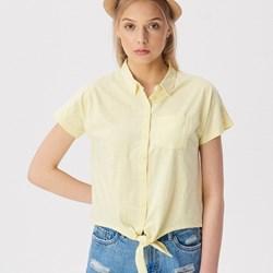 06d9211243 Zółte koszule damskie