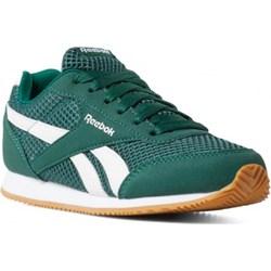 0d7b615fcbaf8c Reebok buty sportowe damskie płaskie z zamszu