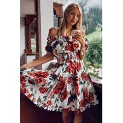 ab2fa87b64 Ivet.pl sukienka na spacer z długim rękawem