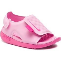 a312af26d71a Buciki niemowlęce Nike na rzepy z tworzywa sztucznego ...