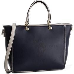 ab67bc13cfa0b Shopper bag U.S Polo Assn. duża do ręki bez dodatków