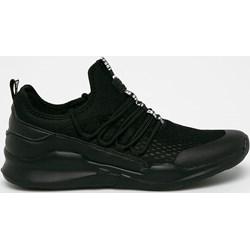 a5fcc9c8d518 Big Star buty sportowe męskie sznurowane czarne