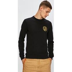 a854d44f97d15a Bluza męska czarna Versace Jeans