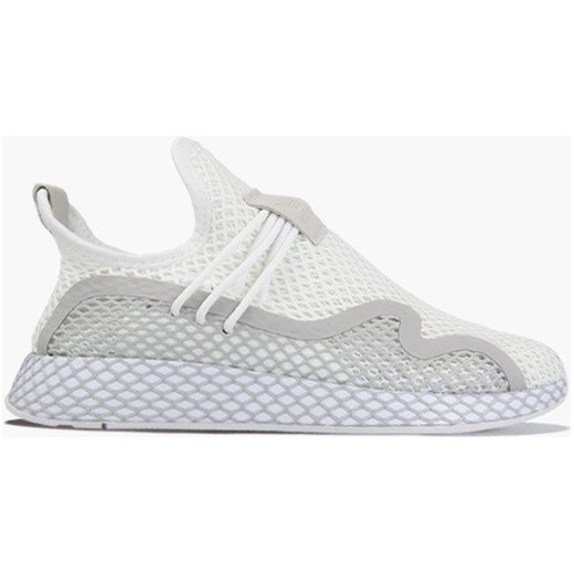 Buty sportowe damskie Adidas Originals na wiosnę białe