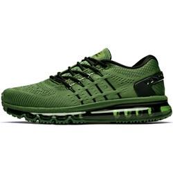 e7ae972f Onemix buty sportowe męskie zielone młodzieżowe wiązane