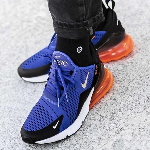 Buty sportowe męskie Nike niebieskie