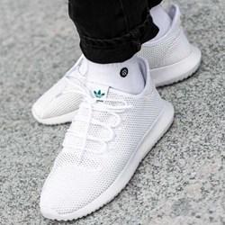 e0e4fe2ac7db6 Buty sportowe męskie białe Adidas tubular sznurowane