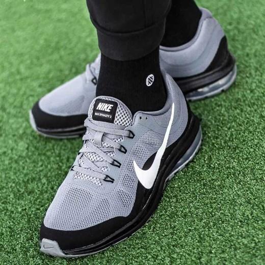 Buty sportowe męskie Nike jesienne sznurowane stn2011.pl