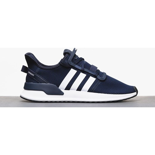 24e644bf6654e Buty sportowe męskie niebieskie Adidas Originals wiązane w Domodi