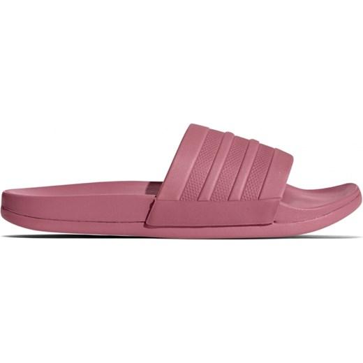50% zniżki kup sprzedaż najlepsza wartość Klapki damskie Adidas na płaskiej podeszwie na lato