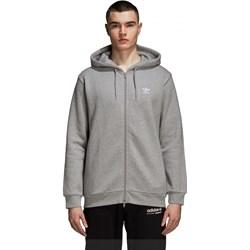 f4299cc144347 Bluza męska Adidas Originals bez wzorów jesienna z polaru