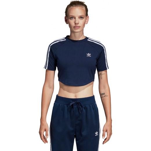 80% ZNIŻKI Bluzka sportowa Adidas Originals w kwiaty Odzież