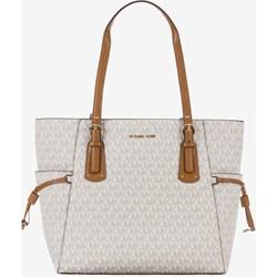 762a623e30d74 Shopper bag Michael Kors bawełniana