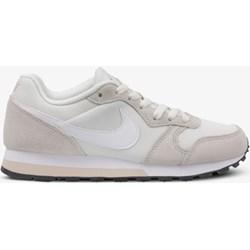 754521243 Nike buty sportowe damskie sneakersy md runner bez wzorów sznurowane