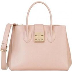 51b4cd06969ae Shopper bag Furla bez dodatków do ręki