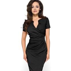 07af9927 Sukienka Kartes Moda kopertowa do pracy