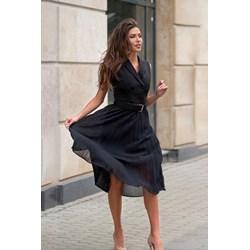 1757b5a3ce Sukienka Ivet.pl czarna