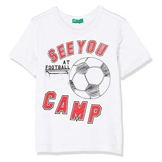 T-shirt chłopięce United Colors Of Benetton