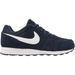 5a2a75810 Buty sportowe damskie Nike md runner bez wzorów płaskie wiązane