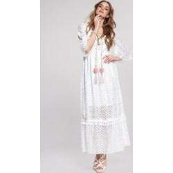 19151d8f3 Sukienki długi rękaw na plażę, lato 2019 w Domodi