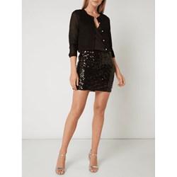 282f4b670a Czarny sweter damski Only bez wzorów
