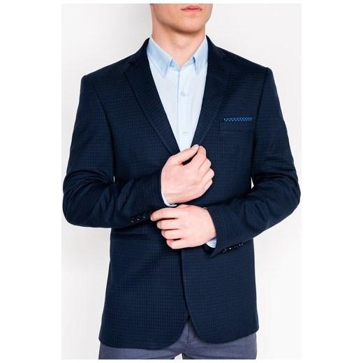 db4130fea6c9a Marynarka męska Ombre Clothing elegancka w Domodi