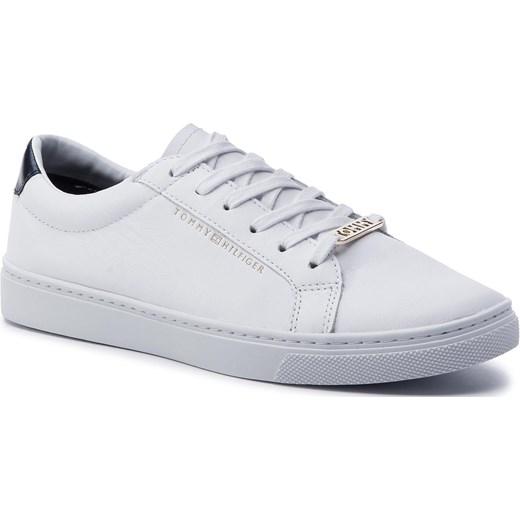 016007427306e Sneakersy TOMMY HILFIGER - Essential Sneaker FW0FW03682 Rwb 020 Tommy  Hilfiger 38 eobuwie.pl