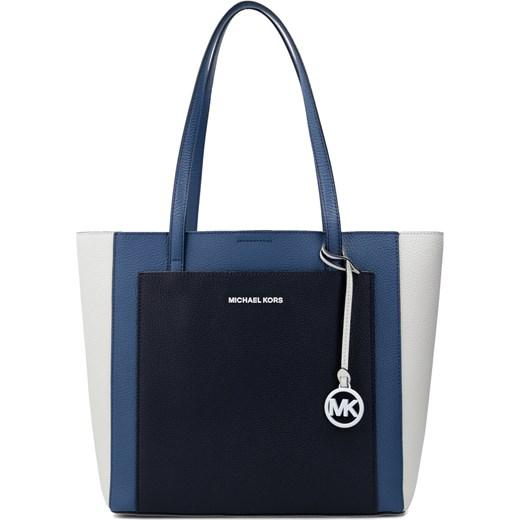 5cdfd01405866 Shopper bag Michael Kors skórzana mieszcząca a5 w Domodi
