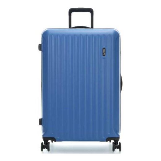 a414e908a5919 Brics walizka niebieska w Domodi