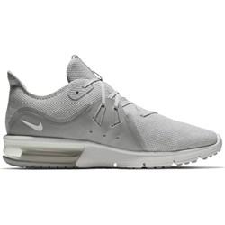 Nike buty sportowe męskie air max sequent szare