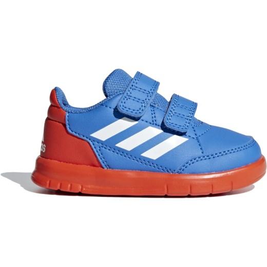 najlepszy Buty sportowe dziecięce Adidas na rzepy Buty