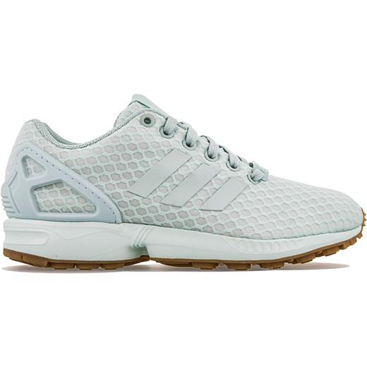 Buty sportowe damskie Adidas sneakersy młodzieżowe zx flux płaskie sznurowane