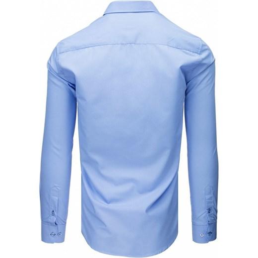 70% ZNIŻKI Koszula męska Dstreet elegancka z poliestru z  rewj4
