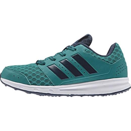 Buty sportowe damskie Adidas dla biegaczy na płaskiej
