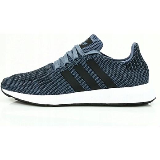 Klapki męskie Adidas sportowe czerwone finezja moda.pl