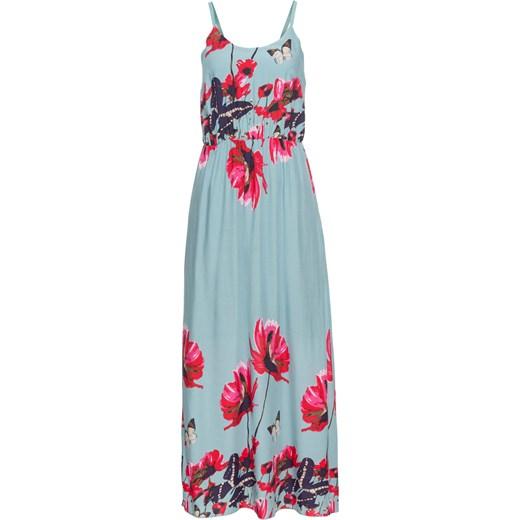 Sukienka BODYFLIRT w kwiaty maxi