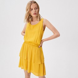 7192a07153 Sukienka Sinsay gładka