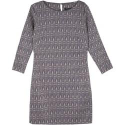 57121d311e39be Top Secret sukienka mini na co dzień z długim rękawem casualowa