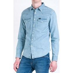 8cdec8165 Koszule jeansowe męskie, lato 2019 w Domodi
