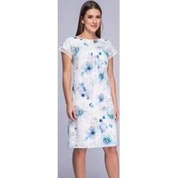9b4e24dbd4 Semper sukienka midi z krótkim rękawem