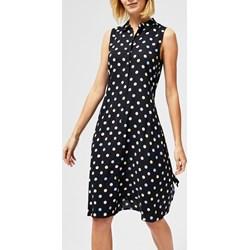 8a30daf738 Sukienka Moodo koszulowa biznesowa