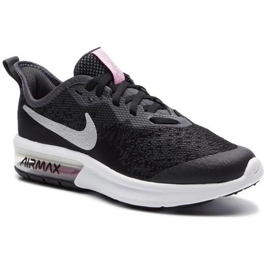 f80933f4 Buty sportowe damskie Nike do biegania air max sequent z tworzywa sztucznego
