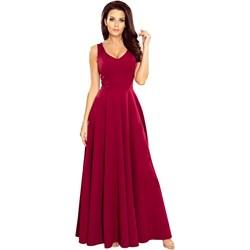a8f1fcc572 Numoco sukienka balowe maxi
