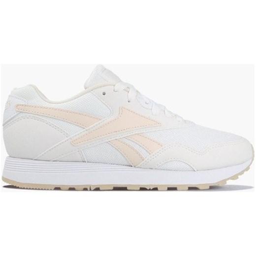 Buty sportowe damskie Reebok Classic dla biegaczy sznurowane na wiosnę gładkie na płaskiej podeszwie