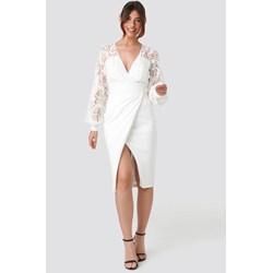 65a92af4f8 Sukienka Trendyol z długimi rękawami midi