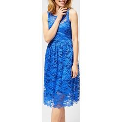 bb5e3a7f25538 Sukienka Moodo z okrągłym dekoltem bez rękawów na lato