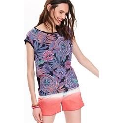 3de7f916 Top Secret bluzka damska z okrągłym dekoltem