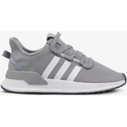 eb3d61a0 Buty sportowe damskie Adidas sneakersy sznurowane płaskie bez wzorów
