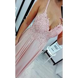 c9bb5039f9 Sukienka Tajus elegancka w serek